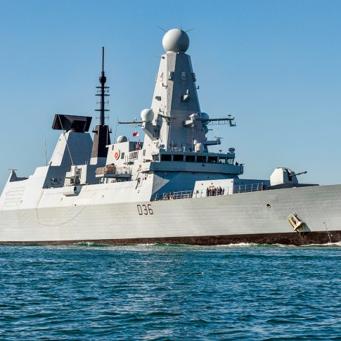 HMS Defender - Type 45 destroyer