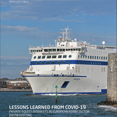 Shippax magazine front cover